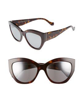 56mm Cat Eye Sunglasses by Balenciaga