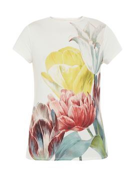 Pippie Tranquility Fitted T Shirt by Ted Baker