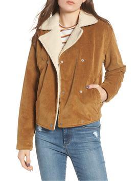Fleece Lined Corduroy Jacket by Bp.