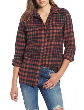 Venture Out Plaid Shirt by Billabong