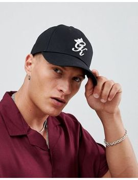 Gym King Pitcher Cap In Black by Gym King