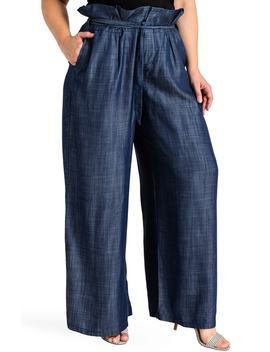 Cleo Wide Leg Pants by Standards & Practices