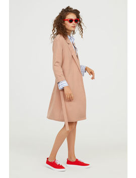 Trenchcoat Aus Modalmix by H&M