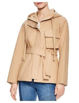 Fanfan Belted Jacket by Sandro