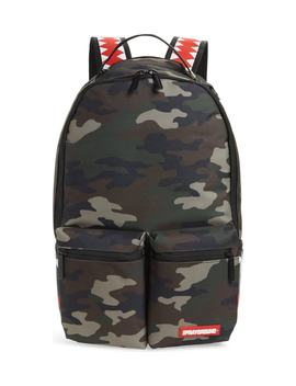 Camo Cargo Backpack by Sprayground