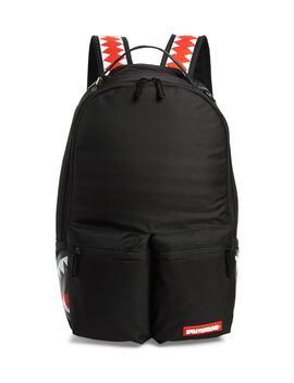 Black Cargo Shark Backpack by Sprayground