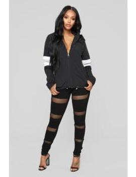On To The Next Jacket   Black/Combo by Fashion Nova