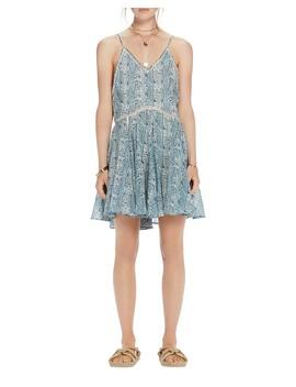 Lace Trimmed Beach Dress by Scotch & Soda