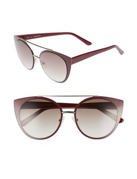 Amelia 53mm Aviator Sunglasses by Chelsea28