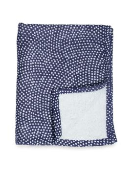 Zero Twist Print Hand & Hair Towel by Uchino