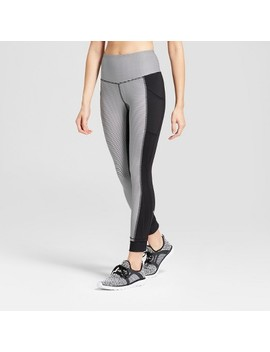 Women's Embrace 7/8 Striped High Waisted Leggings   C9 Champion® by C9 Champion®