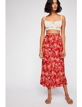 Kendall Midi Skirt by Free People