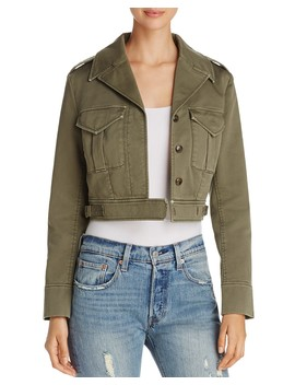 Eisenhower Cropped Jacket by Fillmore