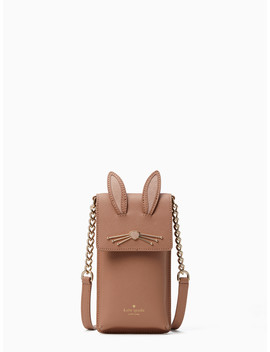 North South Rabbit Crossbody I Phone Case by Kate Spade
