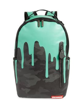 Tiff Drips Print Backpack by Sprayground