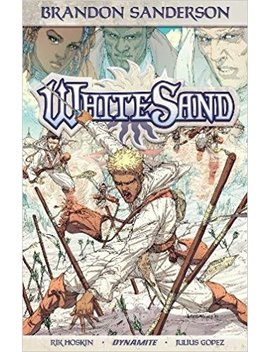 Brandon Sanderson's White Sand Volume 1 (Softcover) by Brandon Sanderson