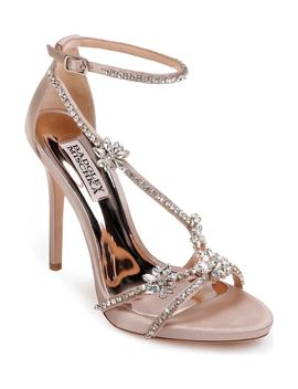 Hodge Strappy Sandal by Badgley Mischka