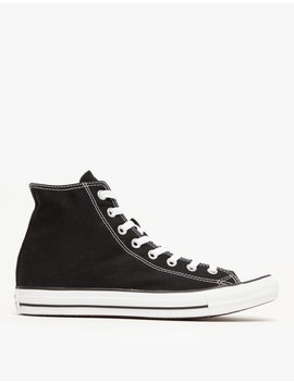 Chuck Taylor High In Black by Converse