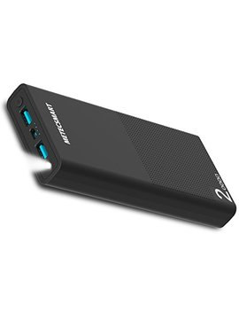 Metecsmart Portable Charger 20000m Ah Powerbank   Qc 3.0 Quick Charge Power Bank 20000 Mah External Phone Battery Packs Fast Charging For I Phone,I Pad,Android,Samsung,Google Pixel Nintendo Switch,Macbook by Metecsmart