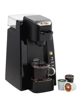 Mr. Coffee Bvmc Sc500 1 Single K Cup Brewing System, 24 Oz, Black by Mr. Coffee