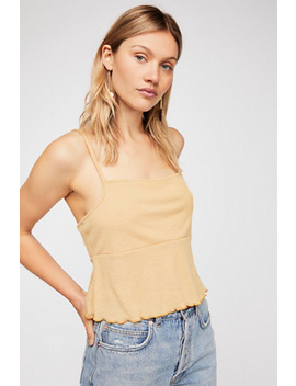 Jackie's Tank by Free People