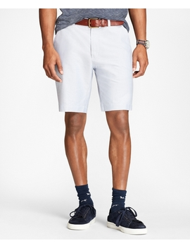 Supima® Cotton Oxford Shorts by Brooks Brothers