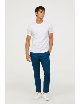 Skinny Fit Chinos by H&M