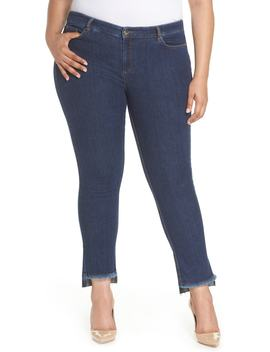 Idrante Super Stretch Jeans (Regular & Plus Size) by Ashley Graham X Marina Rinaldi