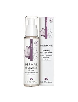 Derma E Dmae Alpha Lipoic C Ester Serum, 2 Fl Oz (60 Ml) (Pack Of 2) by Derma E