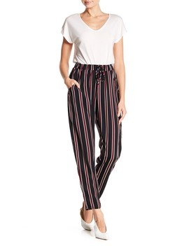 The Easy Stripe Pants by West Kei