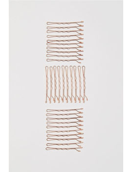 30 Pack Hair Grips by H&M