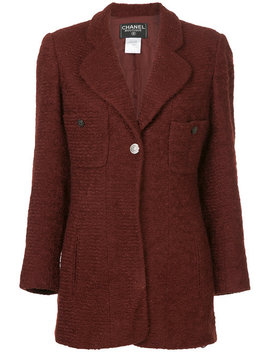 Fitted Blazer by Chanel Vintage