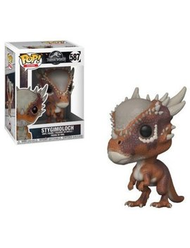 Funko Pop Movies: Jurassic World 2 Stygimoloch Collectible Figure, Multicolor by Fun Ko