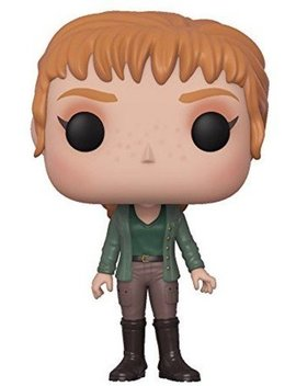 Funko Pop Movies: Jurassic World 2 Claire Collectible Figure, Multicolor by Fun Ko