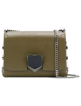 Bolsa Tiracolo Pequena 'lockett' by Jimmy Choo