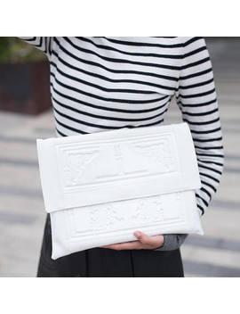 Clutch Purse, Clutch Bag, White Clutch Purse, White Clutch Bag, Clutch Purse White, Clutch Bag White. White Evening Clutch, Oversized Clutch by Etsy