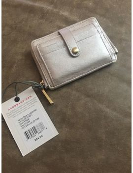 "Hobo International ""Katya"" Wallet In Gold by Hobo International"