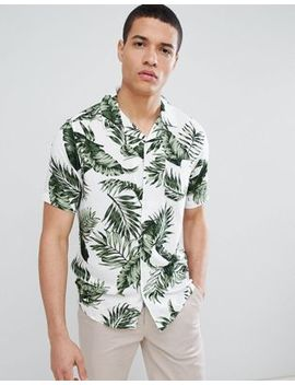 Only & Sons Tropical Short Sleeve Shirt by Only & Sons