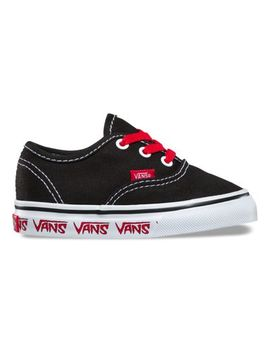 Toddler Sketch Sidewall Authentic by Vans