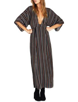 Forever & Day Stripe Maxi Dress by Amuse Society