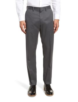 Athletic Fit Non Iron Chinos by Nordstrom Men's Shop