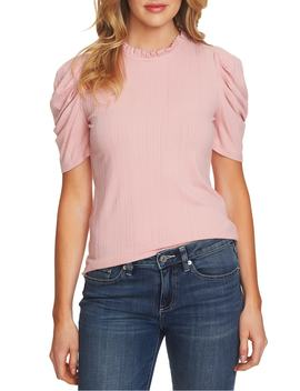 Puff Sleeve Top by Cece
