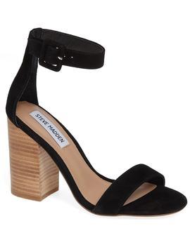Frieda Ankle Strap Sandal by Steve Madden
