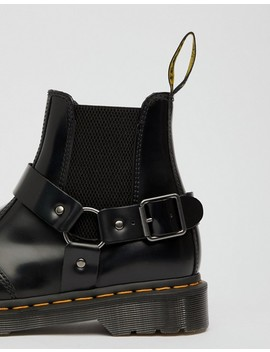 Dr Martens Wincox Chelsea Boots In Black by Dr Martens