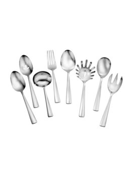 Oneida Chef's Table 8 Piece Serving Set & Reviews by Oneida