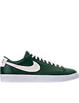Men's Nike Blazer Low Leather Casual Shoes by Nike