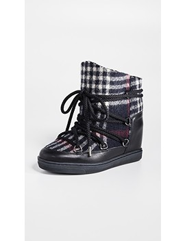 Nowles Boots by Isabel Marant