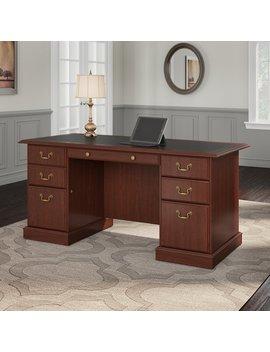 Astoria Grand Cowdray Executive Desk & Reviews by Astoria Grand