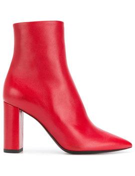 Saint Laurent Betty 95 Bootshome Women Shoes Boots by Saint Laurent