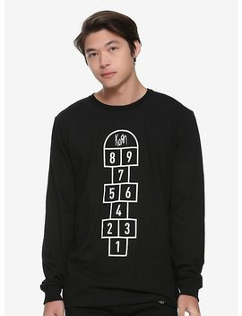 Korn Hopscoth Long Sleeve T Shirt by Hot Topic